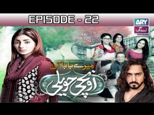 Mere Baba ki Ounchi Haveli – Episode 22 – 10th October 2016