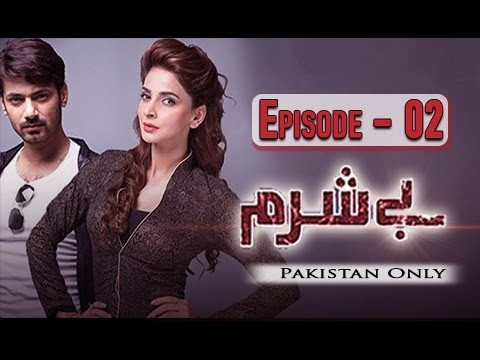 Besharam – Episode 02 – 29th November 2016