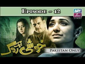 Khushi Aik Roag – Episode 12 – 10th November 2016