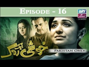 Khushi Aik Roag – Episode 16 – 17th November 2016