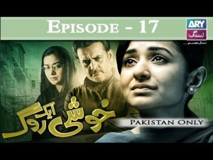 Khushi Aik Roag – Episode 17 – 21st November 2016