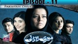 Meri Ladli – Episode 11 – 21st December 2016