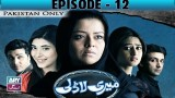 Meri Ladli – Episode 12 – 22nd December 2016