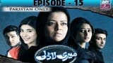 Meri Ladli – Episode 15 – 28th December 2016
