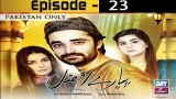 Pyarey Afzal Episode 23 – 31st December 2016
