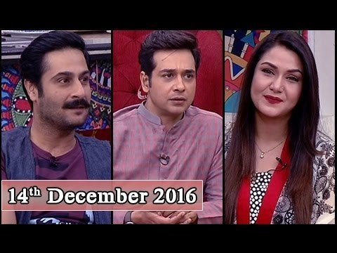 Salam Zindagi With Faysal Qureshi – 14th December 2016
