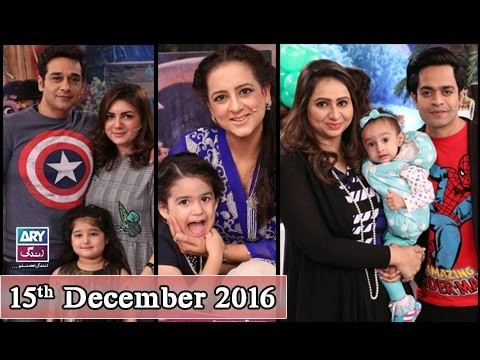 Salam Zindagi With Faysal Qureshi – 15th December 2016