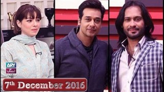 Salam Zindagi With Faysal Qureshi – 7th December 2016