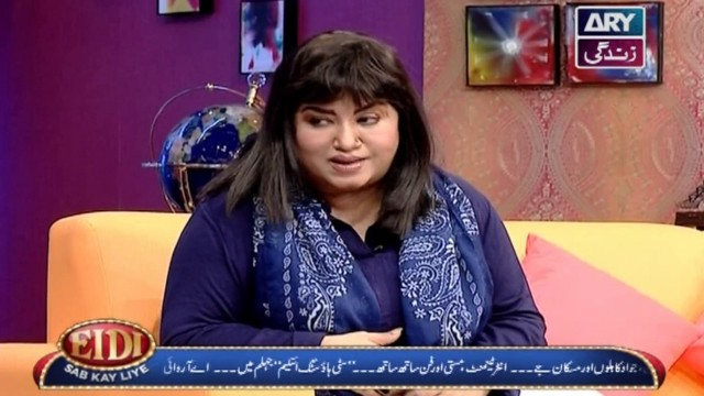 The Hina Dilpazeer Show Guest: Noman & Fiza Ali  – 25th December 2016