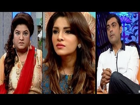 The Hina Dilpazeer Show Guest: Zhalay Sarhadi & Ali Khan  – 11th December 2016