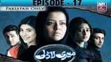 Meri Ladli – Episode 17 – 2nd January 2017