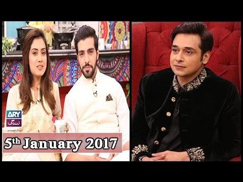 Salam Zindagi With Faysal Qureshi – 5th January 2017