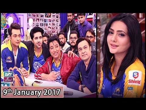 Salam Zindagi With Faysal Qureshi – 9th January 2017