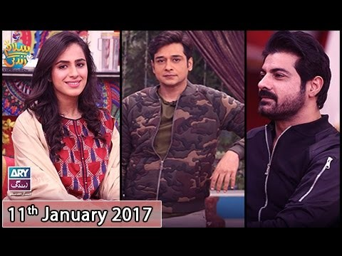 Salam Zindagi With Faysal Qureshi – 11th January 2017