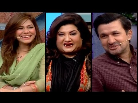 The Hina Dilpazeer Show Guest: Raheem Shah & Sanam Marvi – 8th January 2017