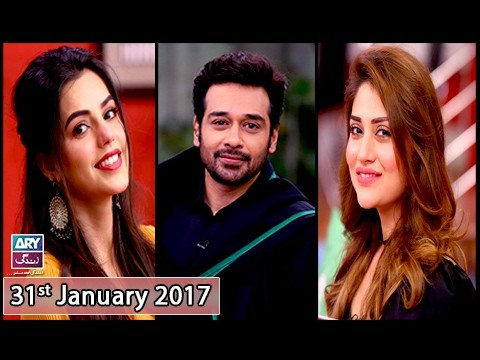 Salam Zindagi With Faysal Qureshi – 31st January 2017