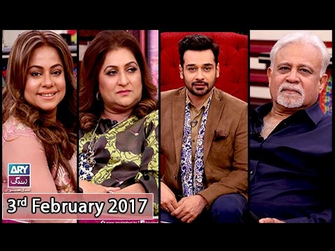 Salam Zindagi With Faysal Qureshi – 3rd February 2017