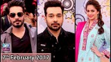 Salam Zindagi With Faysal Qureshi – 7th February 2017