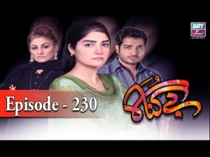 Begunah Episode 230 – 18th March 2017