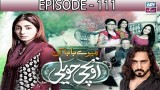 Mere Baba ki Ounchi Haveli – Episode 111 – 16th March 2017