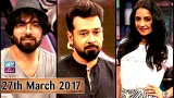 Salam Zindagi With Faysal Qureshi – 27th March 2017