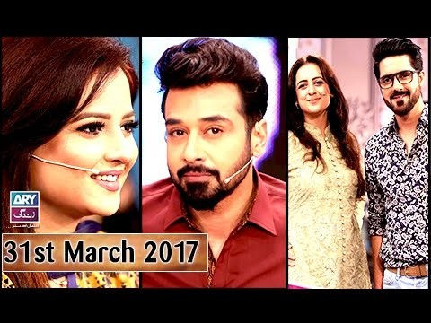 Salam Zindagi With Faysal Qureshi – 31st March 2017