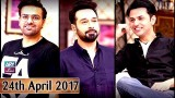Salam Zindagi With Faysal Qureshi – 24th April 2017