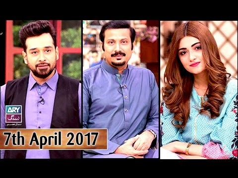 Salam Zindagi With Faysal Qureshi – 7th April 2017