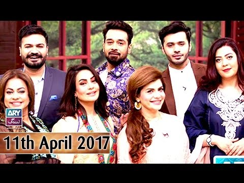 Salam Zindagi With Faysal Qureshi – 11th April 2017