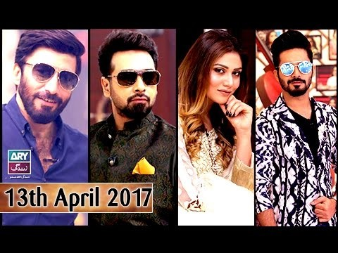 Salam Zindagi With Faysal Qureshi – 13th April 2017