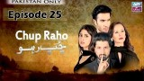 Chup Raho – Episode 25 – 19th May 2017
