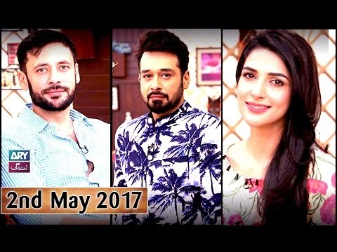 Salam Zindagi With Faysal Qureshi – 2nd May 2017
