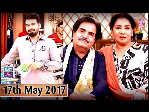 Salam Zindagi With Faysal Qureshi – 17th May 2017