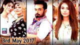 Salam Zindagi With Faysal Qureshi – 3rd May 2017
