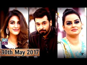 Salam Zindagi With Faysal Qureshi – 30th May 2017