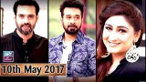 Salam Zindagi With Faysal Qureshi – 10th May 2017