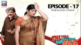 Dil To Kacha Hay Ji  – Episode 17 – 13th June 2017