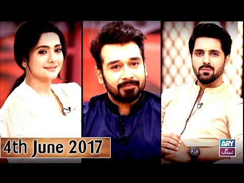 Salam Zindagi With Faysal Qureshi – 4th June 2017