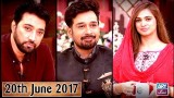 Salam Zindagi With Faysal Qureshi – 20th June 2017
