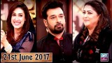 Salam Zindagi With Faysal Qureshi – 21st June 2017
