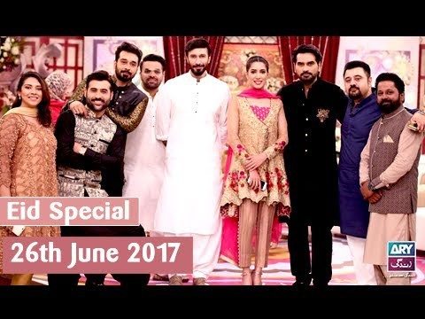 Salam Zindagi With Faysal Qureshi – Eid Special Day 01 – 26th June 2017