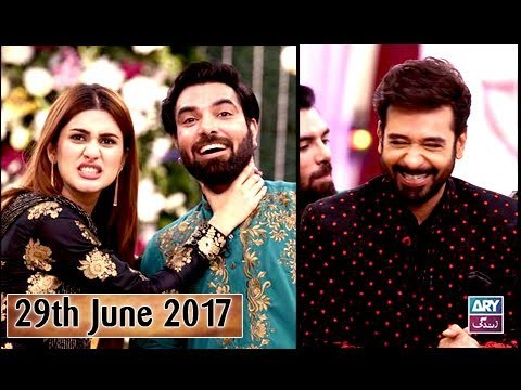 Salam Zindagi With Faysal Qureshi – Eid Special Day 04 – 29th June 2017
