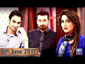 Salam Zindagi With Faysal Qureshi – 5th June 2017