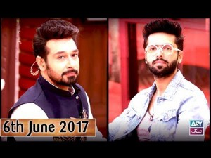 Salam Zindagi With Faysal Qureshi – 6th June 2017