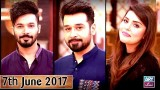 Salam Zindagi With Faysal Qureshi – 7th June 2017