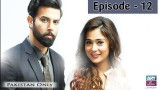 Bay Khudi – Episode 12 – 19th July 2017