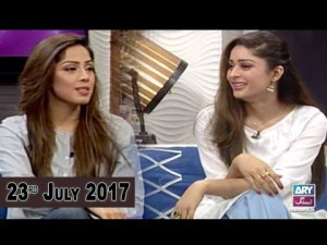Breaking Weekend  – Guest: Aadila Khan – 23rd July 2017