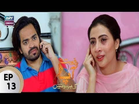 Riffat Aapa Ki Bahuein – Episode 13 – 29th July 2017