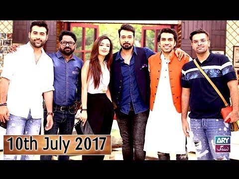 Salam Zindagi With Faysal Qureshi – 10th July 2017