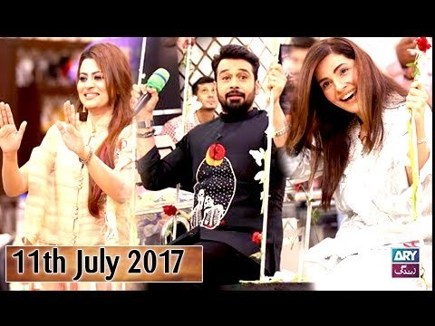 Salam Zindagi With Faysal Qureshi – 11th July 2017